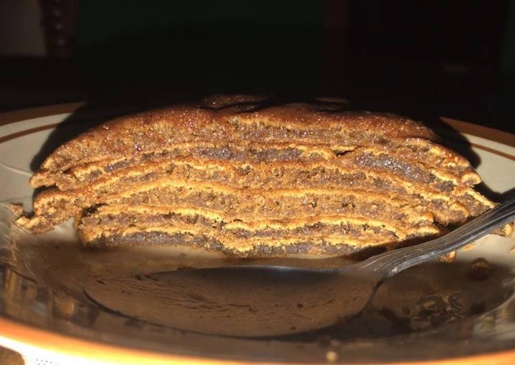 Pancake mocca