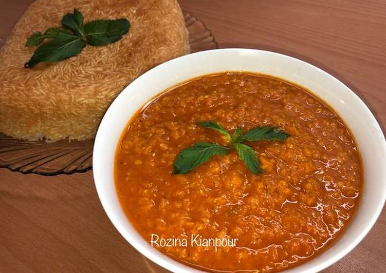 Simple Way to Prepare Perfect Lentil Dal (Lentil Soup)