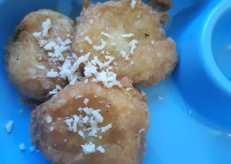 Easiest Way to Make Any-night-of-the-week Perkedel kentang keju mpasi 10+