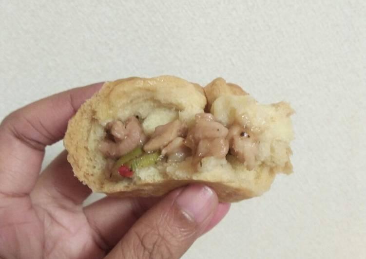 Resep Olahan ayam untuk isian roti/bapao Top