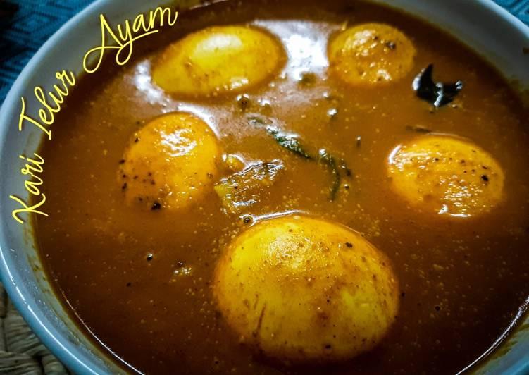 Kari Telur Ayam - velavinkabakery.com