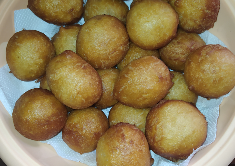 Easiest Way to Make Delicious Special puff-puff