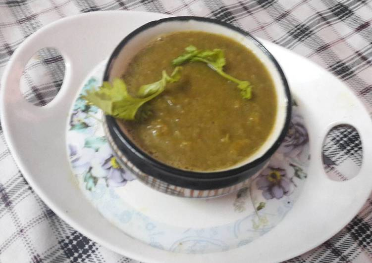 Recipe of Super Quick Homemade Amchoor ki Chutney