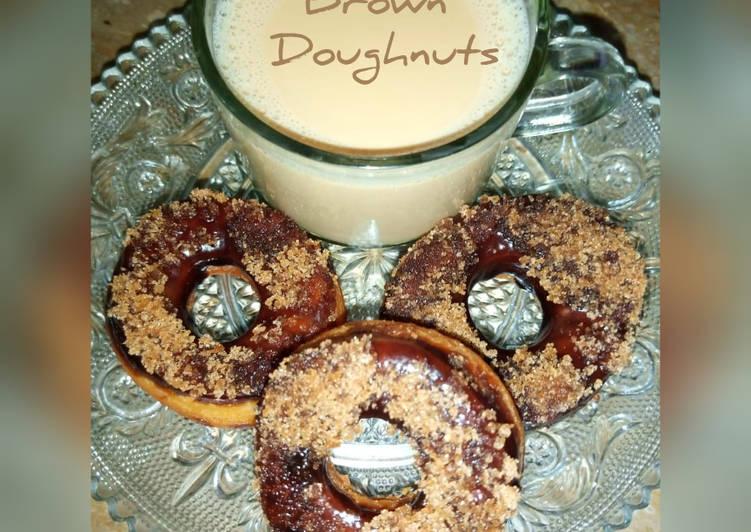 Brown Doughnuts 🍩
