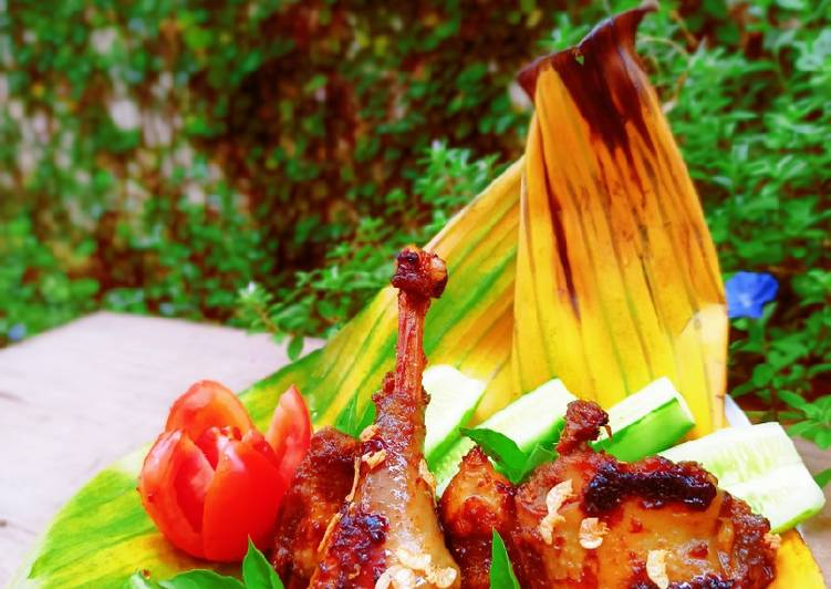 Resep Ayam Panggang Ebi Yang Populer Bikin Nagih