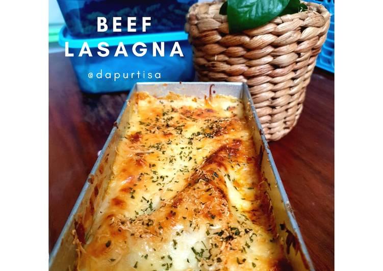 beef-lasagna