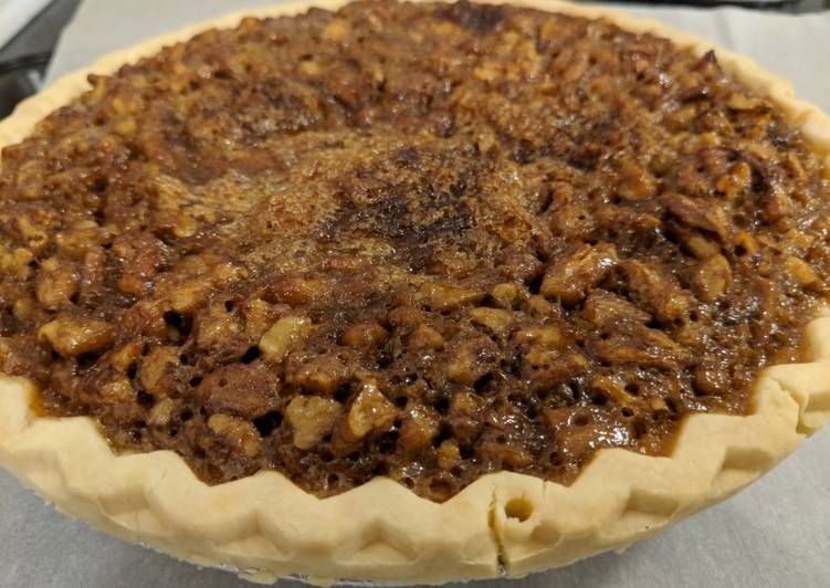 The Best Way to Make Perfect Mrs. L.B.J.'s Pecan Pie
