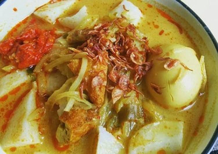 Mom's Lontong Sayur aka Padang 🍲 😍🇮🇩