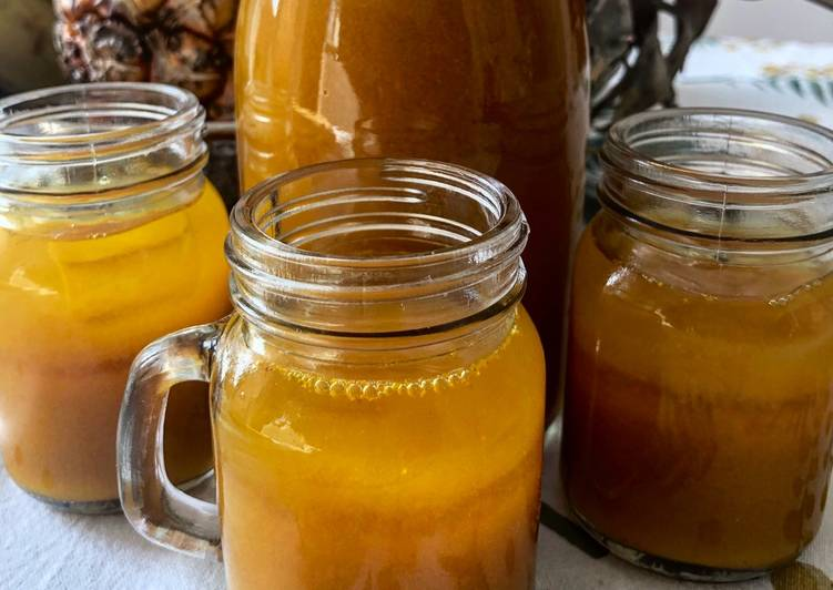Step-by-Step Guide to Make Award-winning Turmeric and Ginger Shots