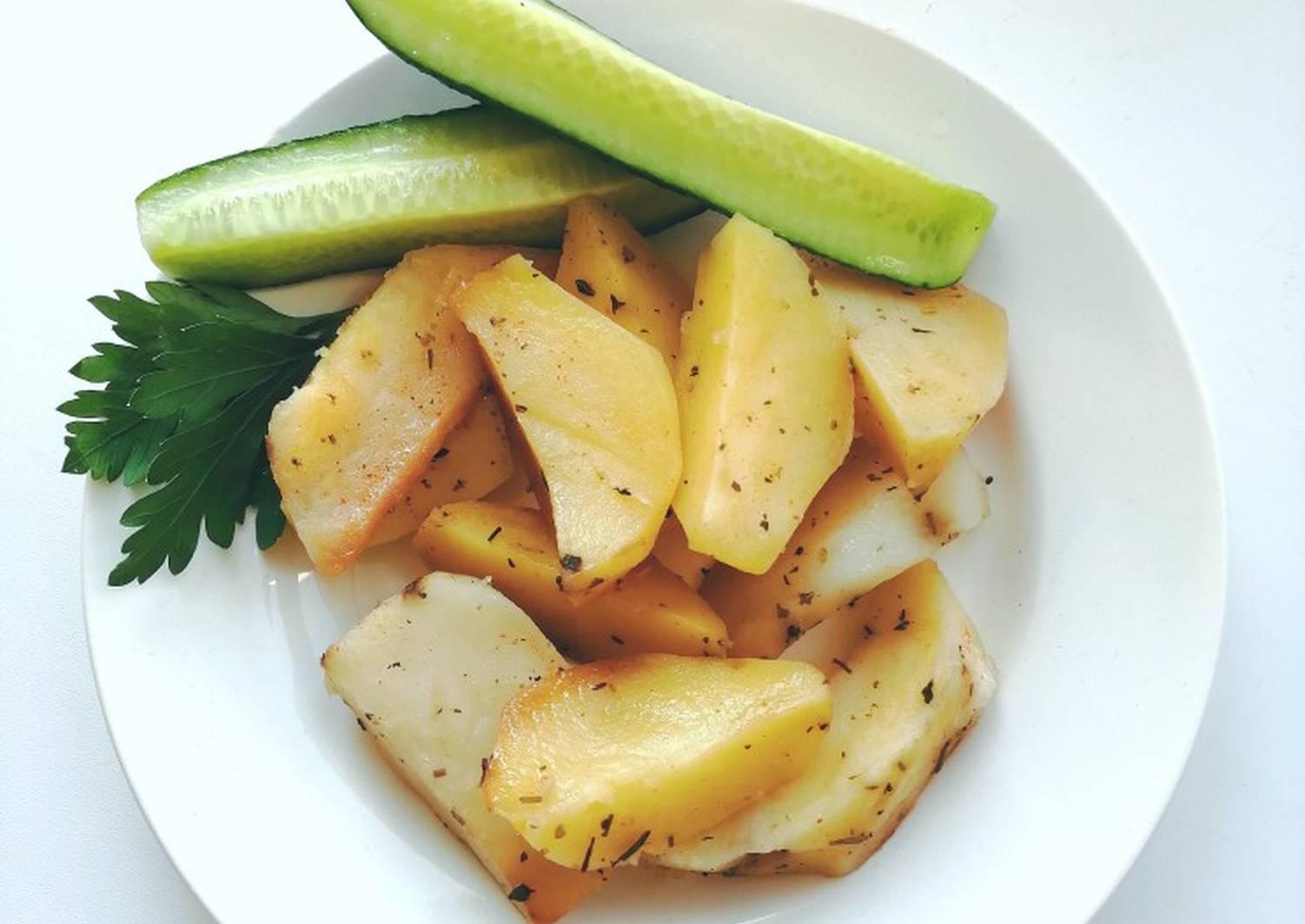 запеченная картошка в мультиварке рецепты с фото запомнит