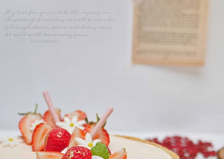 japanese-strawberry-tart