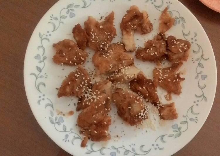 Dori Panggang BBQ