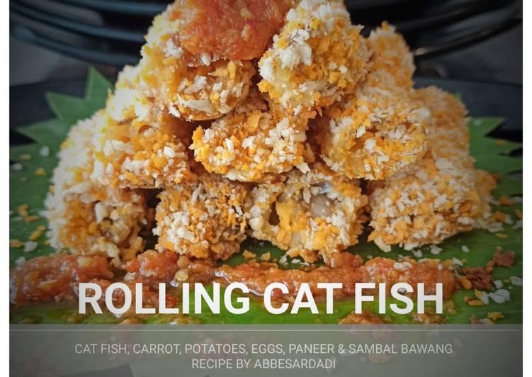 ROLLING CAT FISH alias LELE NGGLUNDUNG