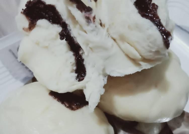 Resep Bakpao cokelat Terenak