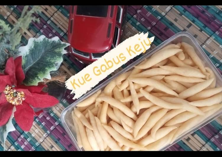 Kue Gabus Keju - cookandrecipe.com