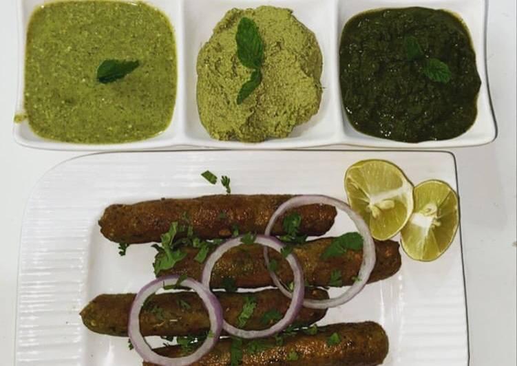 Top 100 Dinner Ideas Fall Seekh kabab