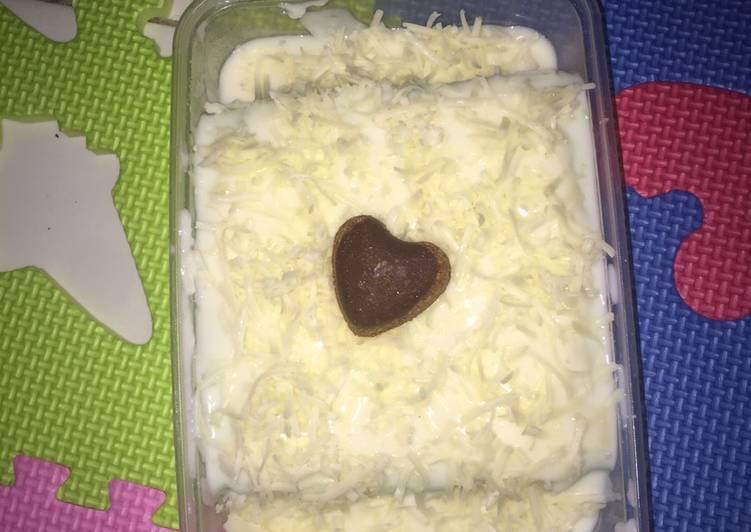 Setup roti cinta