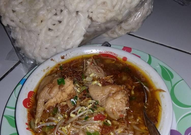 Resep Sauto (soto tauco) khas Tegal Yang Gampang Lezat