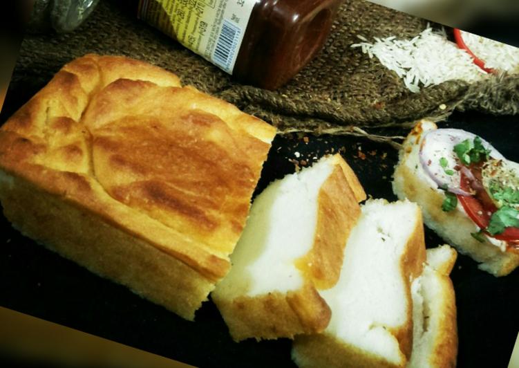 Gluten Free Rice Bread