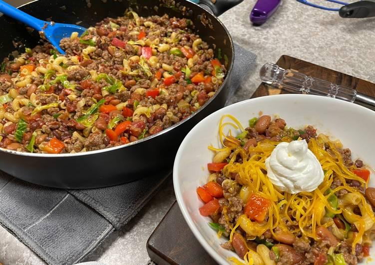 Recipe: Perfect Soulé Chili Mac