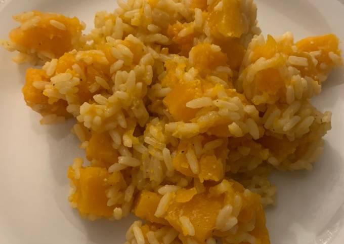 Risotto butternut au Cookeo #cuisinonspourelles