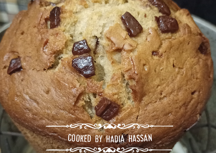 Banana cake (without oven)