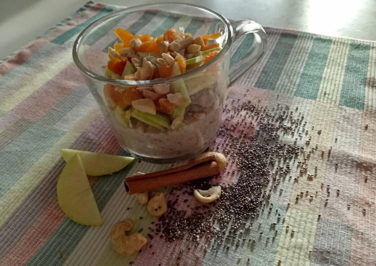 Bubur oat