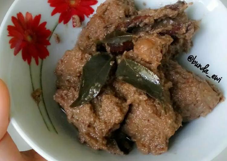 Sie Puteh (Daging Putih)