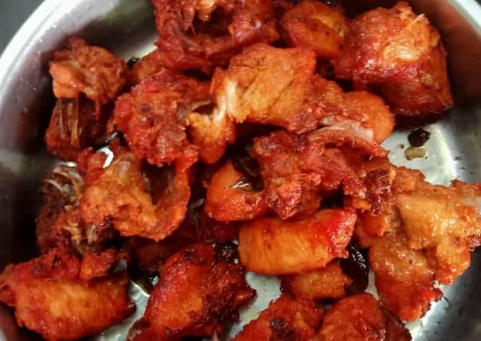 Buhari chicken pokoda