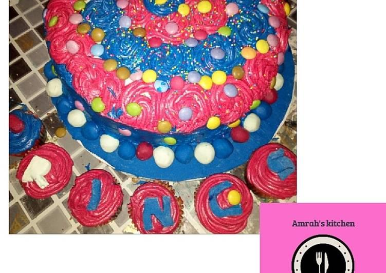 30 Minute Simple Way to Make Award Winning Birthday cake