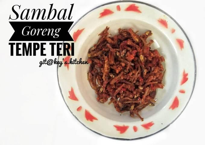 sambal goreng tempe teri - resepenakbgt.com