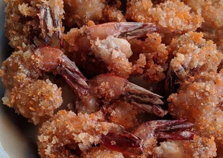 Ebi Furai /udang goreng tepung