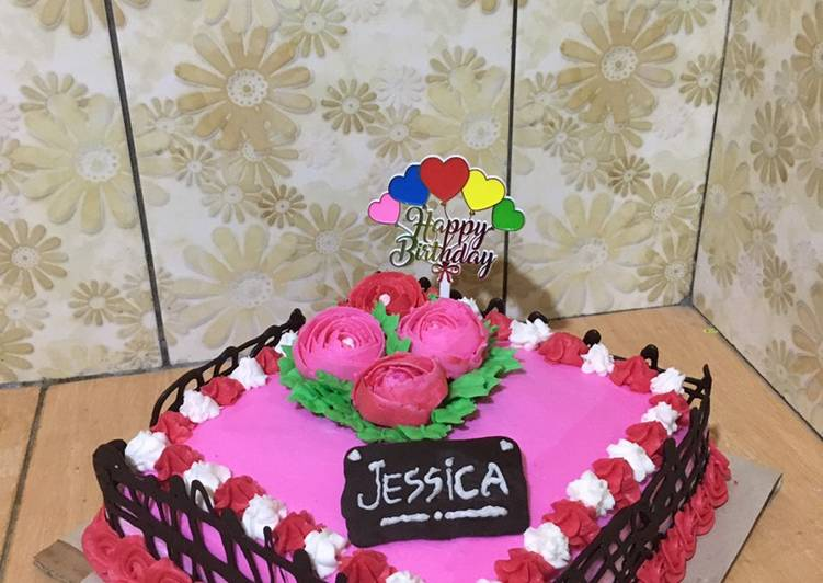 Resep: Sempurna Blackforest (base Cake) Utk Kue Ultah