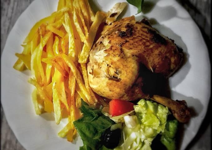 Rôti poulet 🐔