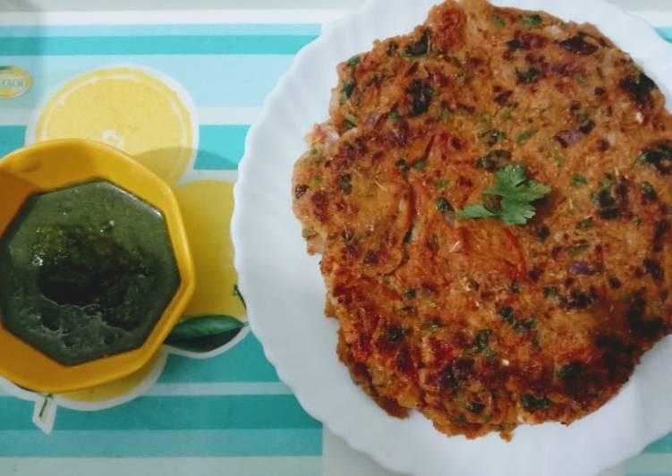 Recipe of Ultimate Jowar pancake