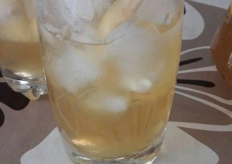 En que ayuda el te verde con limon