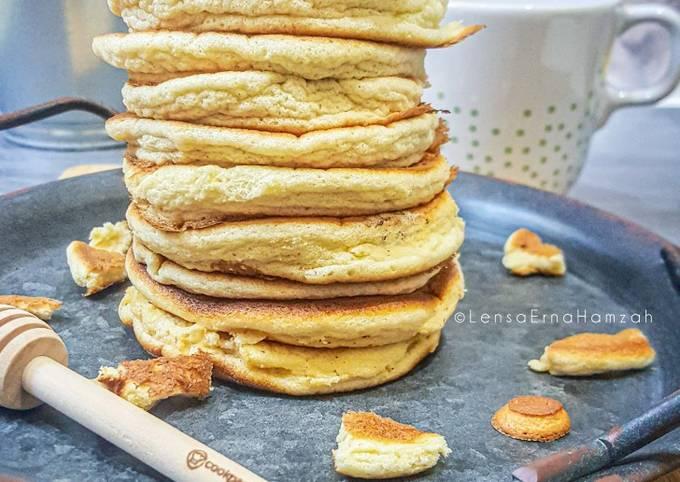 Pluffy Yogurt Pancake
