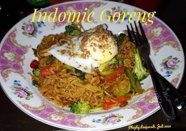Resep Indomie Goreng Favorit
