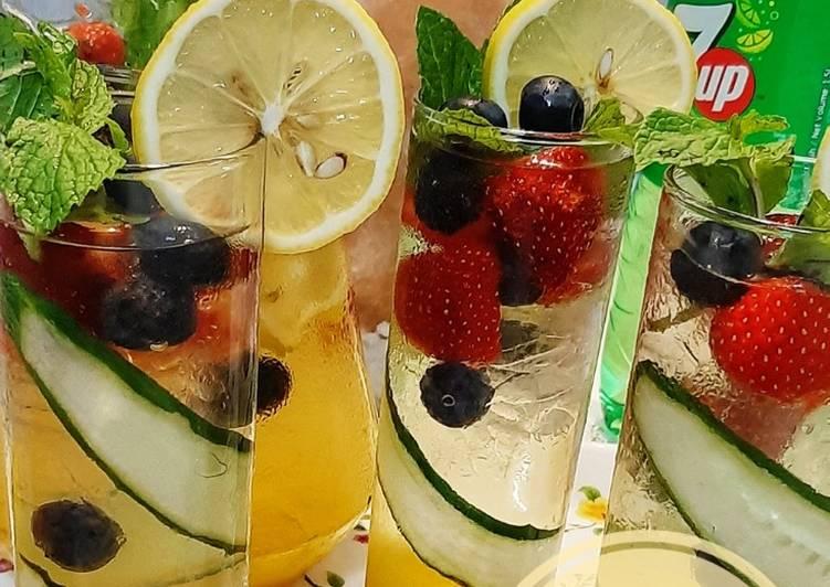 7up Fruits Boom.#minuman #marathonraya - resepipouler.com