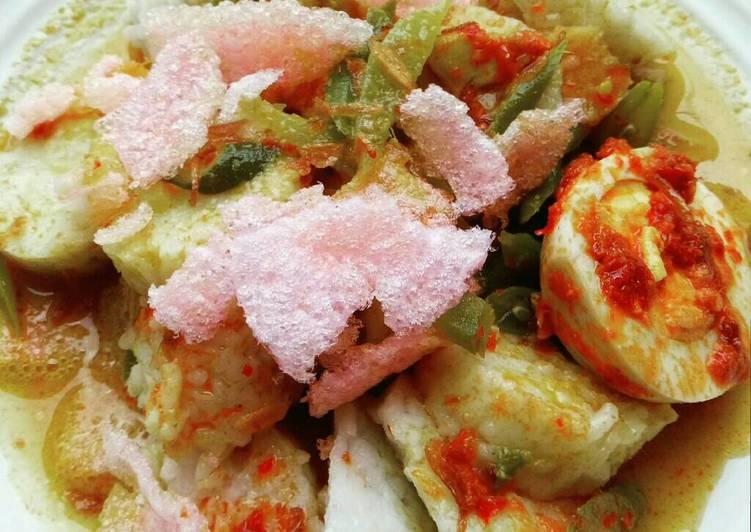 Resep Lontong Sayur Padang Yang Simple Pasti Lezat