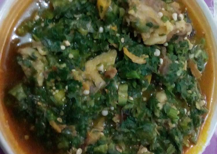Ugbogulu and okro soup, Here Are Some Basic Explanations Why Consuming Apples Is Good