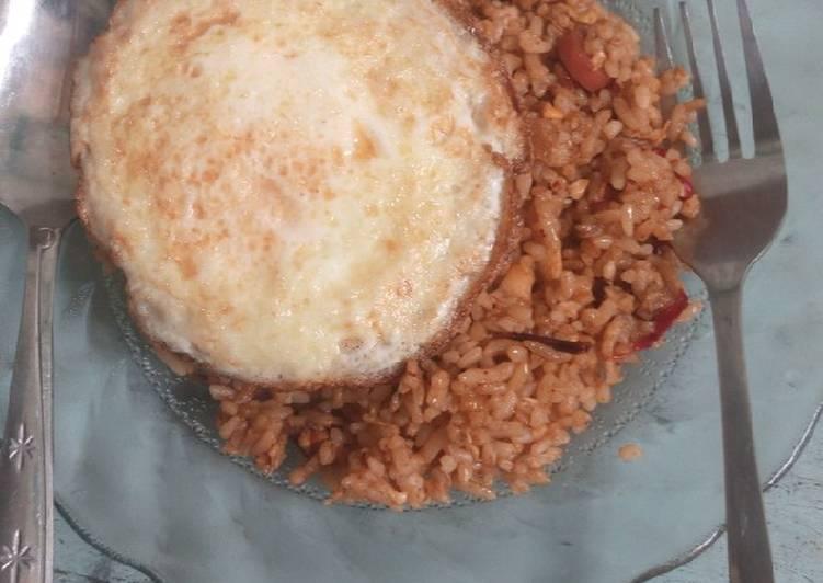 Nasi Goreng Mantap