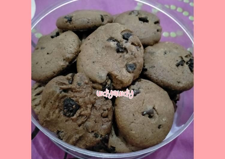 Resep Choco Cookies yang Lezat Sekali