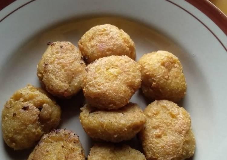 Perkedel Tahu (tanpa telur) - cookandrecipe.com