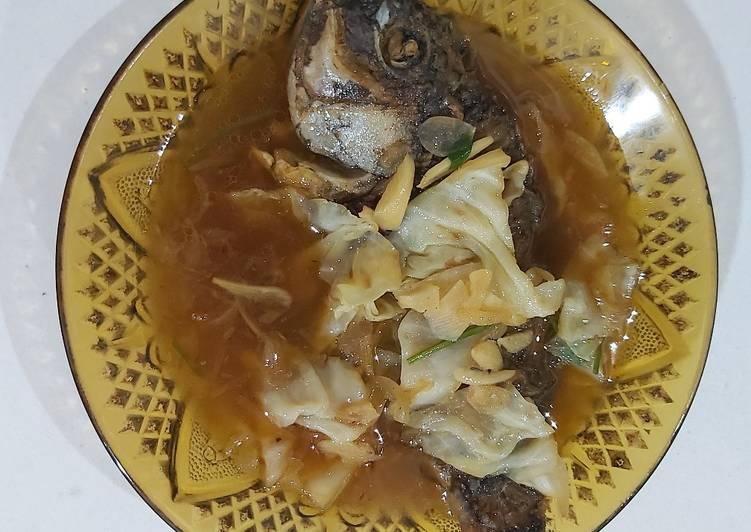 Semur Ikan Nila