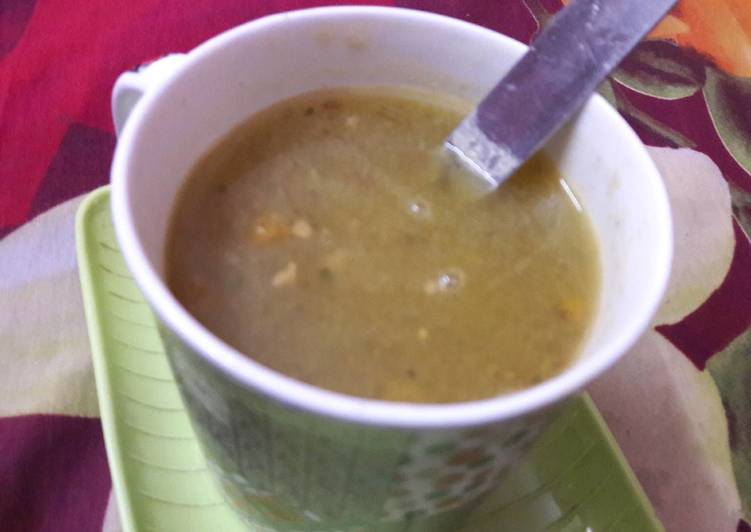 Pumpkin ka healthy Soup