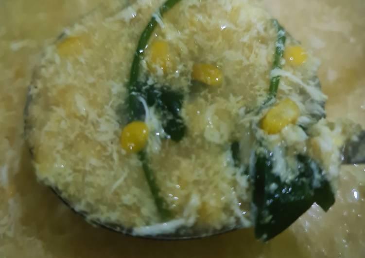 Soup jagung