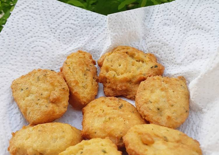 Perkedel Tahu Praktis - cookandrecipe.com