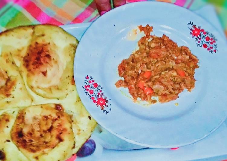 Tuna fish kabab