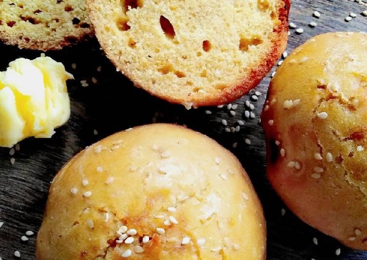 Steps to Prepare Homemade Burger bun